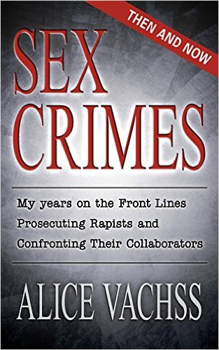 Cover of SEX CRIMES by Alice Vachss